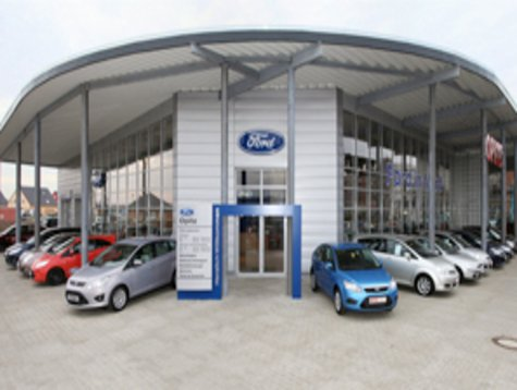 Auto Opitz Frankfurt
